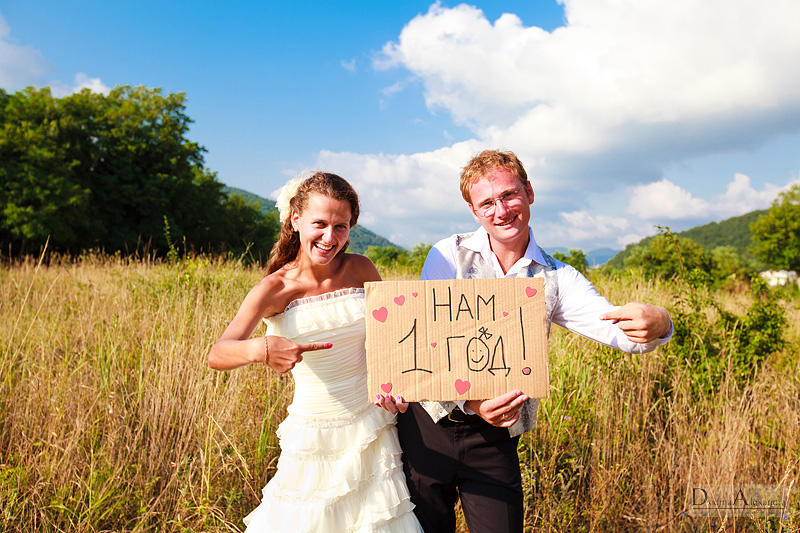 Фото идеи для годовщины свадьбы